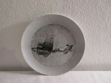Vintage WWII B17 Bomber Collector's Plate