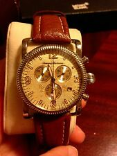 TOMMY BAHAMA CHRONOGRAH WATCH with BOX AND PAPERS