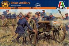 Italeri -6038- Union artillery (American Civil War) - 1:72