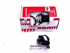 SRAM X0 2x 10sp grip front shifter + Sram X0 low clamp/top pull front mech 34.9mm