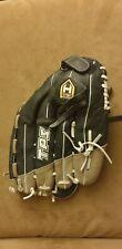 "Louisville Slugger Helix Series 14"" RHT Leather Baseball Softball Glove Mitt"