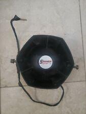 Soundoff Signal Etss100d 100d Series Siren Motorcycle Speaker Federal Type