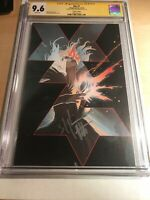 Image Comics Die #1 VIRGIN VARIANT Limited to 800 CGC 9.6 NM SS Stephanie Hans