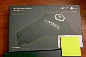 NEW Hyperice Shoulder Left Ice Compression Sleeve Device