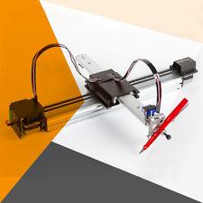Mini DIY High precision XY 2 Axis laser Writing robot Plotter ARDUINO UNO R3