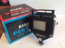 Asahi Pentax Camera Slide Copier with Box