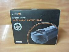 Zeikos ZE-NBG300 Multi Power Battery Pack For Nikon D300 D300s D700. FREE SHIP