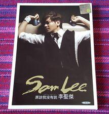 Sam Lee ( 李聖傑 ) ~ 原諒我沒有說 ( Malaysia Press ) Cd