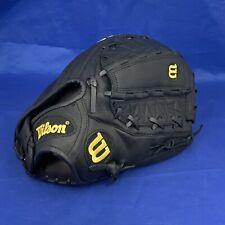 "Wilson  Baseball Glove A0750 XL-B (12.5"")"