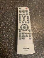 Toshiba SE-R0213 DVD Remote Control for SD-3990 SD-4000 SD-560SR SD-K760-TESTED