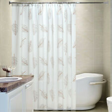 Wasserdicht Duschvorhang Badewannenvorhang Bad Hotel Dekoration Wannenvorhang