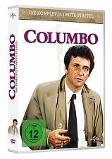 4 DVDs * COLUMBO - 3. STAFFEL |  PETER FALK # NEU OVP +