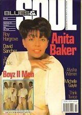 Anita Baker Blues & Soul 1994     Boyz II Men    David Sanchez    Michelle Gayle