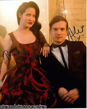 "Electro Velvet Colour 10""x 8"" Double Signed 'Eurovision' Photo - UACC RD223"