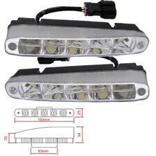 TL03 - Auto LED Tagfahrlichter Tagfahrleuchten Set ECE/R87 E4-Prüfzeichen