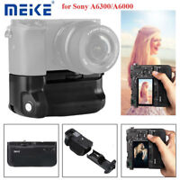 Meike Professional Veitical Battery Grip for Sony a6300/a6000 DSLR Replacement