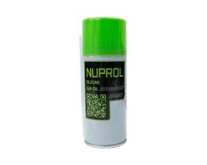 Nuprol Premium Silicone Gun Oil - 180ml - Airsoft - Maintenance