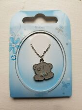kids necklace pendant me to you tatty teddy brand new
