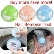 Hair Ball Removal Tool Washing Machine Hair Ball Suction Hair Remover Stick Bag