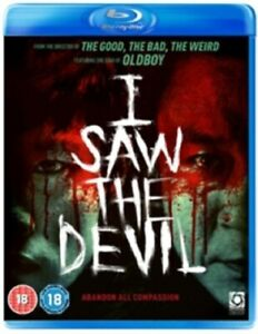 I Saw the Devil (Byung-hun Lee, Gook-hwan Jeon, Ho-jin Jeon) Region B Blu-ray