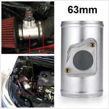63mm MAF Mass Air Flow Sensor Mount Adapter Tube For Toyota Mazda Subaru Suzuk A