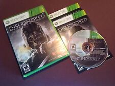 Dishonored  (Xbox 360)50%off shipping on additional purchase
