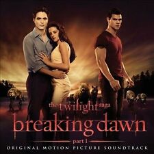The Twilight Saga: Breaking Dawn - Part 1 Original Motion Picture Soundtrack