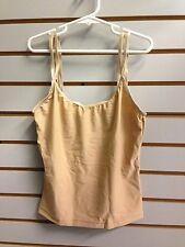 Mondor 810 Women's Teen Petite/Extra Small (2-4) Nude Double Strap Camisole Top