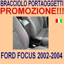 FORD FOCUS 2002 - 2004 - bracciolo portaoggetti promozione-vedi tappeti auto-per