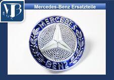 OEM Mercedes W107 R/C107 280-560 SL+SLC Star on bonnet with attachment grommet