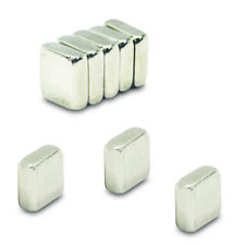 10x Super Strong Neodymium Square Magnets 10mm x 10mm x 5mm Neo Block Neo magnet
