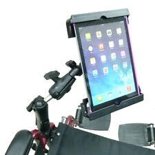 Extended Wheelchair & Tablet Holder for Apple iPad Air / Air 2
