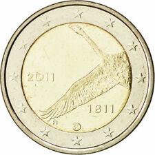 SPECIALE 2 EURO FINLAND 2011 UNC 200 JAAR NATIONALE BANK BIJ JOHN