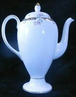 """Wedgwood ISIS 10 3/8"""" Coffee Pot, Excellent Condition"""