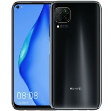 Huawei P40 lite Dual-SIM Smartphone midnight black, Android, 128GB, 48MP Kamera
