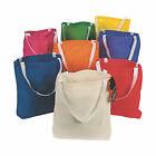 Medium Canvas Tote Bag Assortment - Apparel Accessories - 50 Pieces
