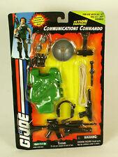GI JOE Action Equipment Communications Commando  12
