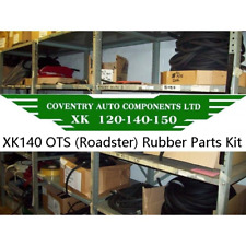 6794  Jaguar XK140 OTS (Roadster) Complete Rubber Parts Kit RPK140O