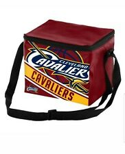 Cleveland Cavaliers Logo 6 Pack Team Lunch Bag School Work Lunch Box Mini Cooler