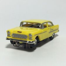 Model Motoring '55 Chevy Bel Air, Crocus Yellow, ThunderPlus Chassis