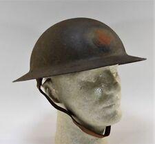 WWI M1917 American 5th Marines Painted Helmet usmc