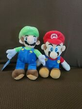 2pcs of Nintendo Mario and Luigi plush Doll Set 7.5 inches USA Stock