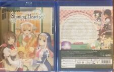 Shining Hearts: Complete Collection (2-disc set blu ray)