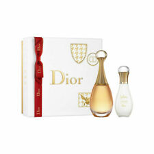 DIOR JADORE 2 PIECE SET EAU DE PARFUM SPRAY 50ML BODY LOTION 75 LIMITED EDITION