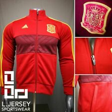 SPAIN TRAINING JACKET 2018 (RED)