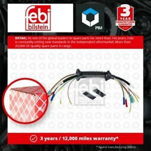 Tailgate Cable Repair Set fits ALFA ROMEO MITO 0.9 2011 on Harness Wiring Loom