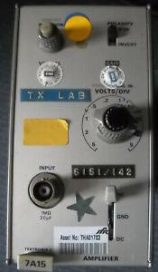 Tektronix 7A15 Vertical Amplifier bis 80MHz