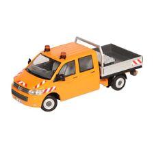 """NZG Art.888/65 VW Volkswagen T5 Doppelkabine """"orange""""   1:50"""