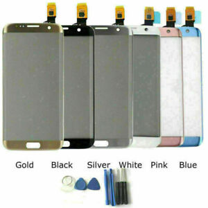 Front TouchScreen Digitizer Parts for Samsung Galaxy S7 Edge G935 Replacement IP