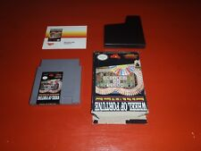 Wheel of Fortune (Nintendo Entertainment System, 1988) -Complete